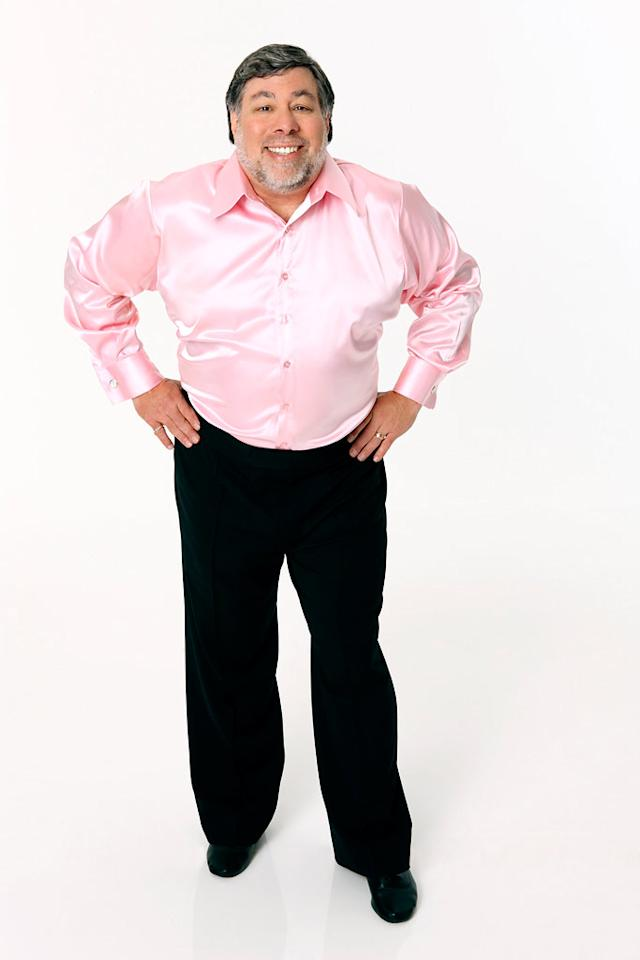 "A Silicon Valley icon, Steve Wozniak, a.k.a. ""The Woz,"" helped shape the computer industry with his design of Apple's first line of products. Will he revolutionize ""Dancing with the Stars"" as a cast member of Season 8?"
