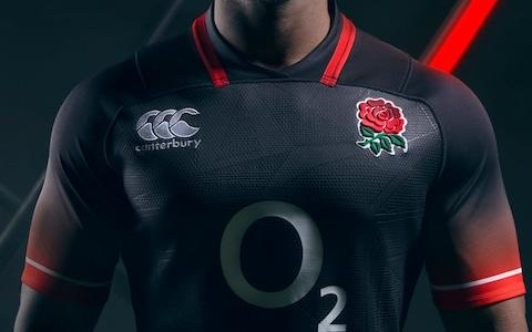 New England rugby shirt - Credit: Canterbury