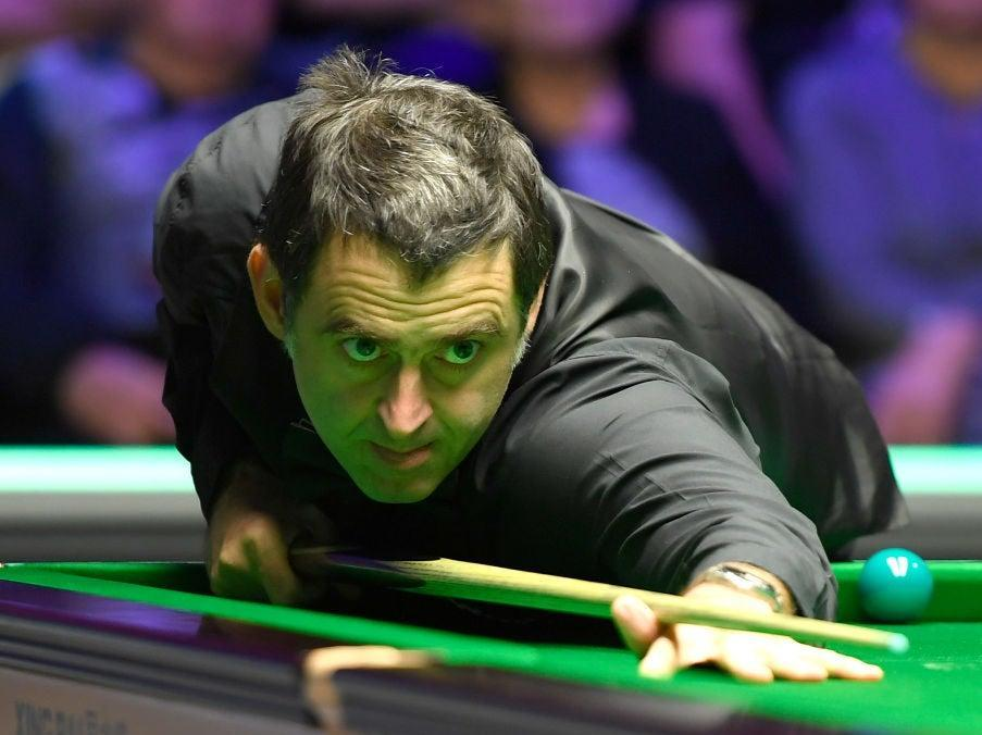 <p>Ronnie O'Sullivan defends his crown this month</p> (Getty Images)