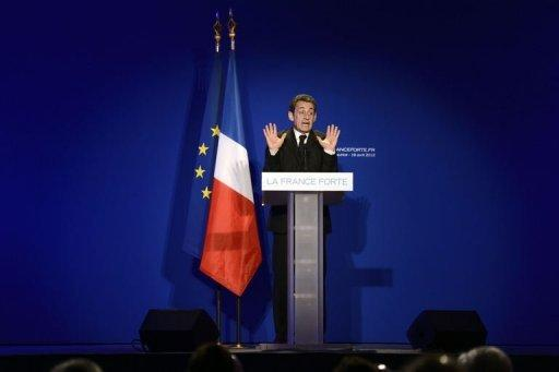 French President Nicolas Sarkozy's camp insisted that France's election race was far from over as the top candidates sought to lure a large number of undecided and apathetic potential voters
