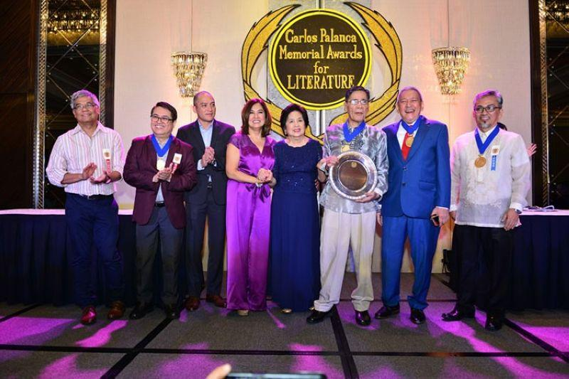 Decorated writer for the masses inducted into Palanca Hall of Fame