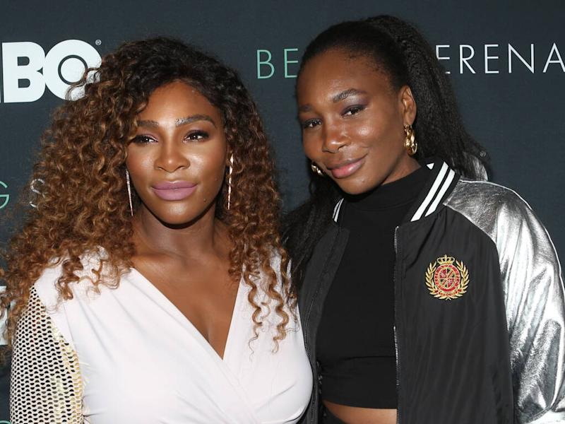 Venus and Serena Williams' father battling dementia - report