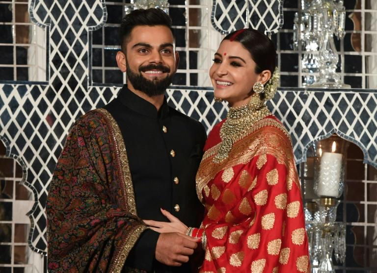 Indian stars Virat Kohli, Anushka Sharma expecting first child