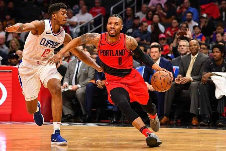 EMac gives his favorite NBA DFS picks for Yahoo + DraftKings + FanDuel daily fantasy basketball lineups Damian Lillard | Saturday 4/3/21