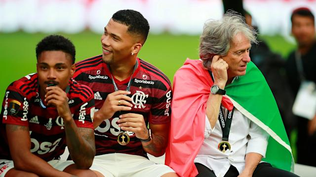 The Portuguese manager saw his side produce an epic late comeback to seal a cherished piece of silverware