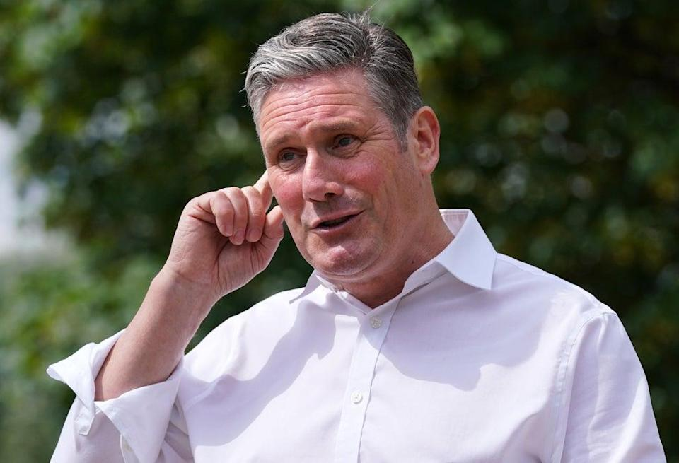 Sir Keir Starmer (Andrew Milligan/PA) (PA Wire)