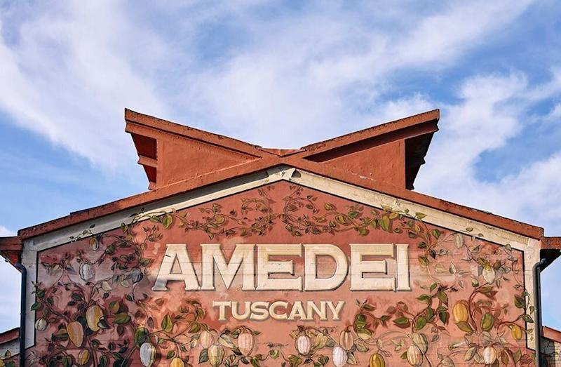 """Although Tuscany is probably best known for its wine, the region also has a lot to offer to chocolate fans. The so-called Chocolate Valley is a triangle between Pisa, Prato and Pistoia that boasts many small chocolate manufacturers, including <a href=""""https://www.amedei.it/en/"""" target=""""_blank"""" rel=""""noopener noreferrer"""">Amedei</a>."""
