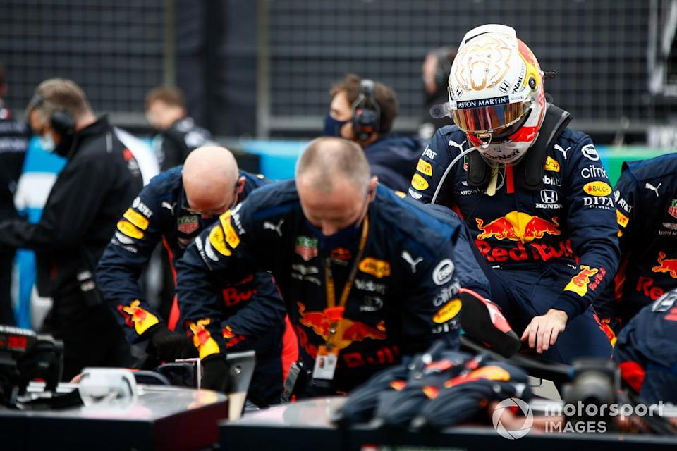 """Max Verstappen, Red Bull Racing<span class=""""copyright"""">Andy Hone / Motorsport Images</span>"""