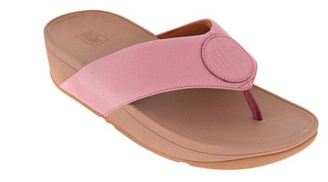 Pretty in pink, and oh-so-comfy. (Photo: HSN)