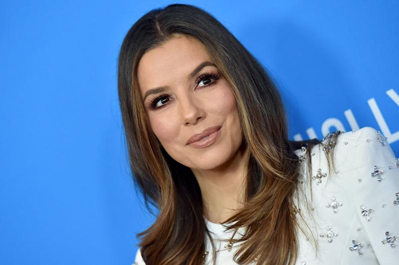 BEVERLY HILLS, CALIFORNIA - JULY 31: Eva Longoria attends the Hollywood Foreign Press Association's Annual Grants Banquet at Regent Beverly Wilshire Hotel on July 31, 2019 in Beverly Hills, California. (Photo by Axelle/Bauer-Griffin/FilmMagic)