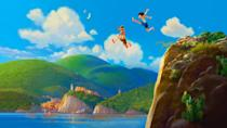 <p> <strong>Release date:</strong>&#xA0;June 18, 2021 </p> <p> Pixar&apos;s next big original production is a coming of age story about two friends, one a shy kid and the other an older troublemaker. While that sounds simple enough, there&apos;s a Pixar twist: the two pals are actually sea monsters from below the sea&apos;s surface who transform into fish when they hit the water. This looks set to be a perfect cinematic escape. </p>