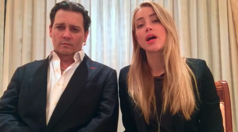 Johnny Depp and Amber Heard apologise for bringing dogs into Australia illegally