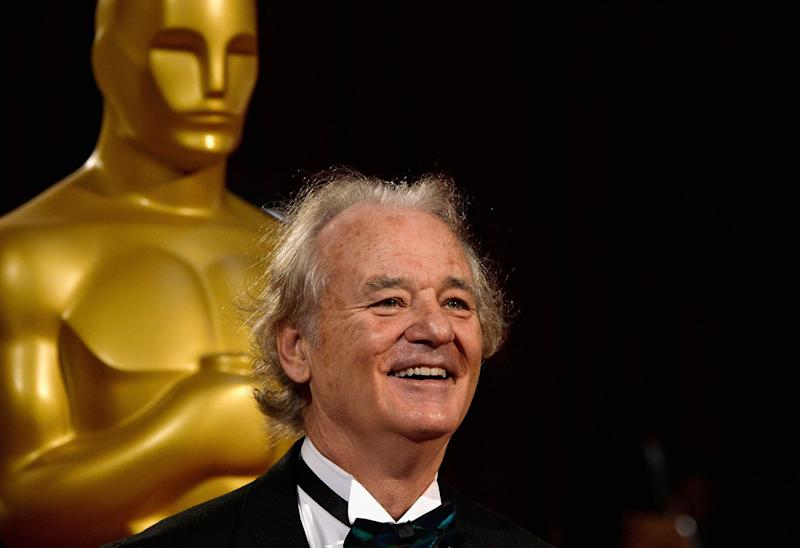 At&nbsp;the Academy Awards in 2003, Bill Murray had been nominated for the Best Actor award for his part in Lost In Translation. <br /><br />The story goes that he&rsquo;d arrived at the ceremony so certain he&rsquo;d be taking home the Oscar that when Sean Penn was announced as the winner, a stony-faced Bill Murray didn&rsquo;t even applaud. Ouch. <br /><br />He hasn&rsquo;t been nominated for an Academy Award since, which we&rsquo;re sure is just coincidence...