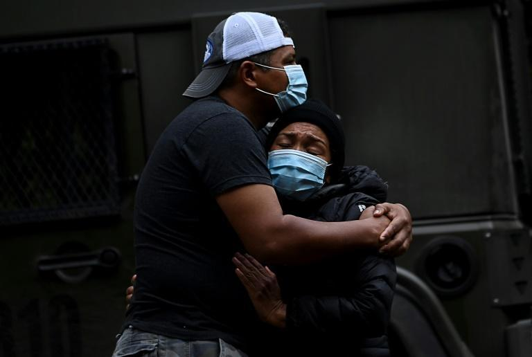 At least 200 people are dead or missing after Eta -- initially classed as a hurricane -- ripped over Central America, causing flooding and landslides