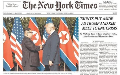 <span>The New York Times</span>