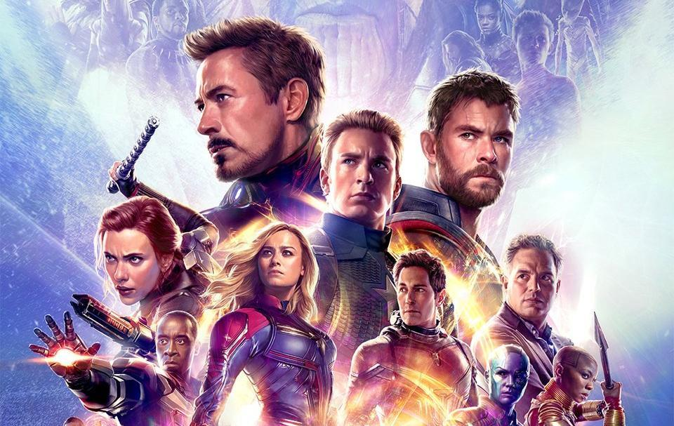 Earth's Mightiest Heroes assemble in the final poster for 'Avengers: Endgame', ahead of its cinema release. (Credit: Marvel)