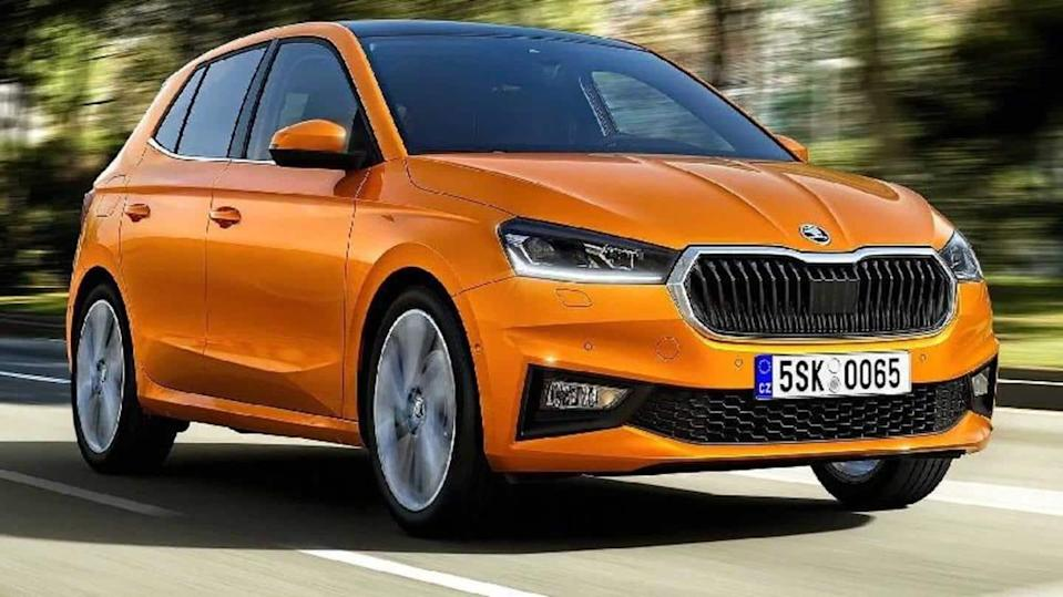 2021 SKODA FABIA, with more tech and updated powertrains, unveiled