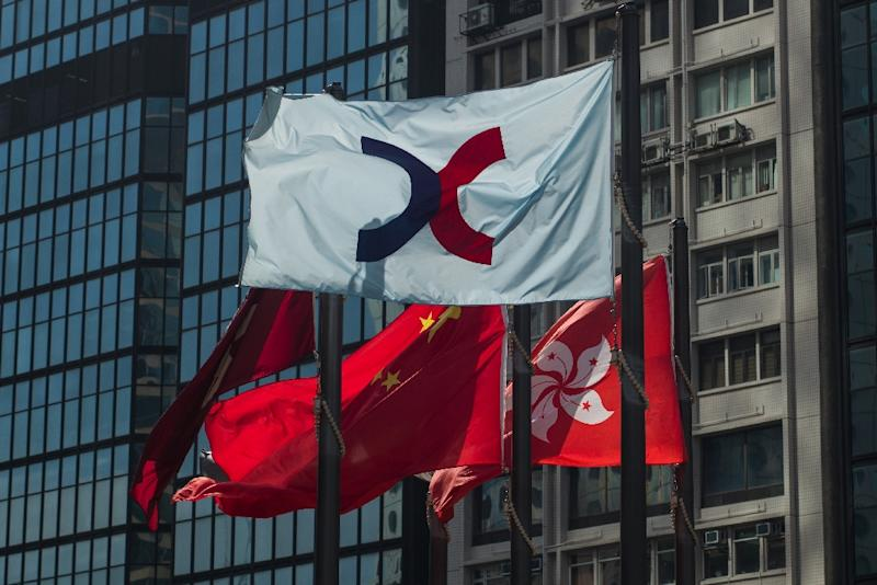 """Hong Kong authorities have lauded the """"stock connect"""" as a boost to the city as a finance hub that will cement its role in helping internationalise the yuan"""