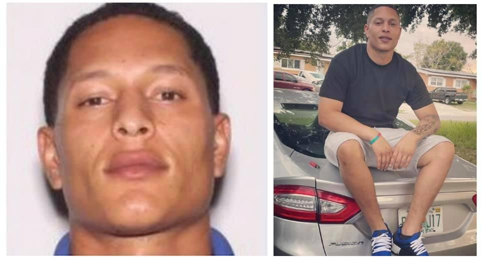 Armando Manuel Caballero, 27, who was named as a person of interest, was found dead in his apartment. Source: Orange County Sheriff's Office