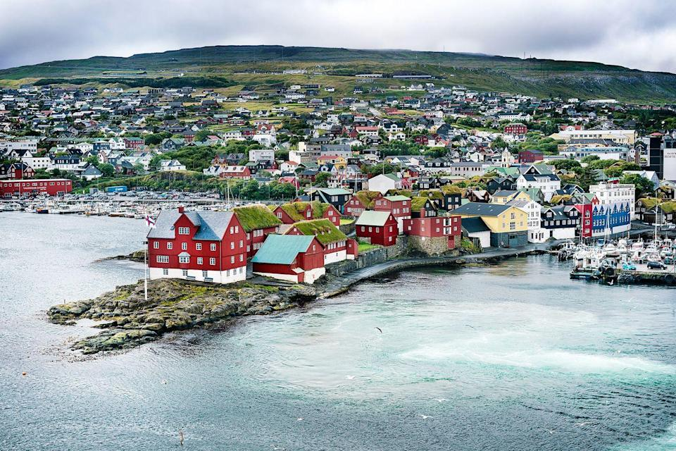 <p>Torshavn is the capital of the Faroe Islands, a string of volcanic islands in the North Atlantic between Norway, Iceland, and the United Kingdom. The charming harbor and old-town city center is a lively weekend destination, especially in the summer. It's perfect for anyone looking to get off the beaten path. </p>
