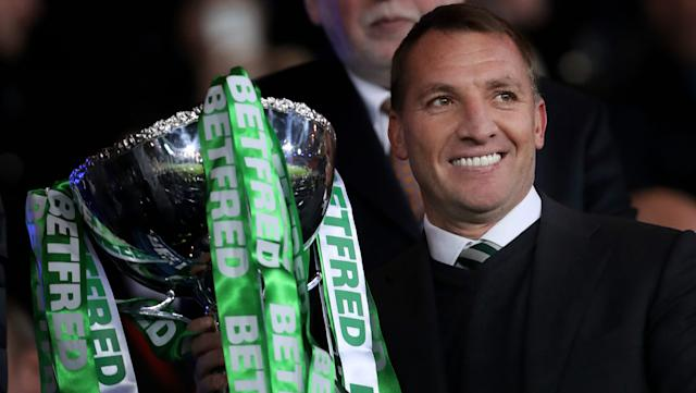 Brendan Rodgers Celtic