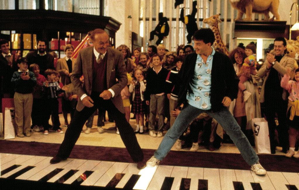 """<a href=""""http://movies.yahoo.com/movie/1800035718/info"""">Big</a> : Tom Hanks could not be more winning as a little boy trapped in a man's body in this high-concept delight from director Penny Marshall. Hanks already had proven his comic chops on the TV series """"Bosom Buddies"""" at this point, and in movies like """"Bachelor Party"""" and """"Splash,"""" but """"Big"""" allowed him to show the full range of his charm, and it earned him his first Oscar nomination. He's goofy and sweet, vulnerable and unabashed. """"Big"""" feels a little dated aesthetically and in its music choices, but its themes of friendship, loyalty and the thrill of innocent youth hold up beautifully today."""
