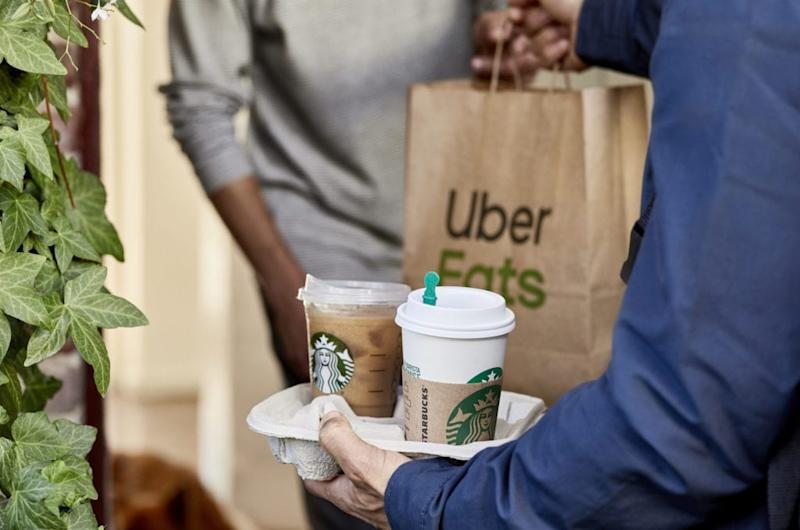Uber Eats' Chain Partnership Strategy Is a Risky Business