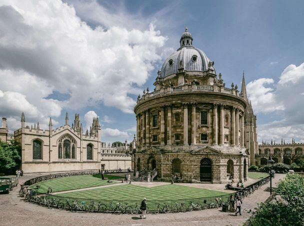 PHOTO: The Radcliffe Camera at Oxford University in Oxford, England was built in the Neo-Classical style in the 1700's to house the Radcliffe Science Library. (David Madison/Getty Images)