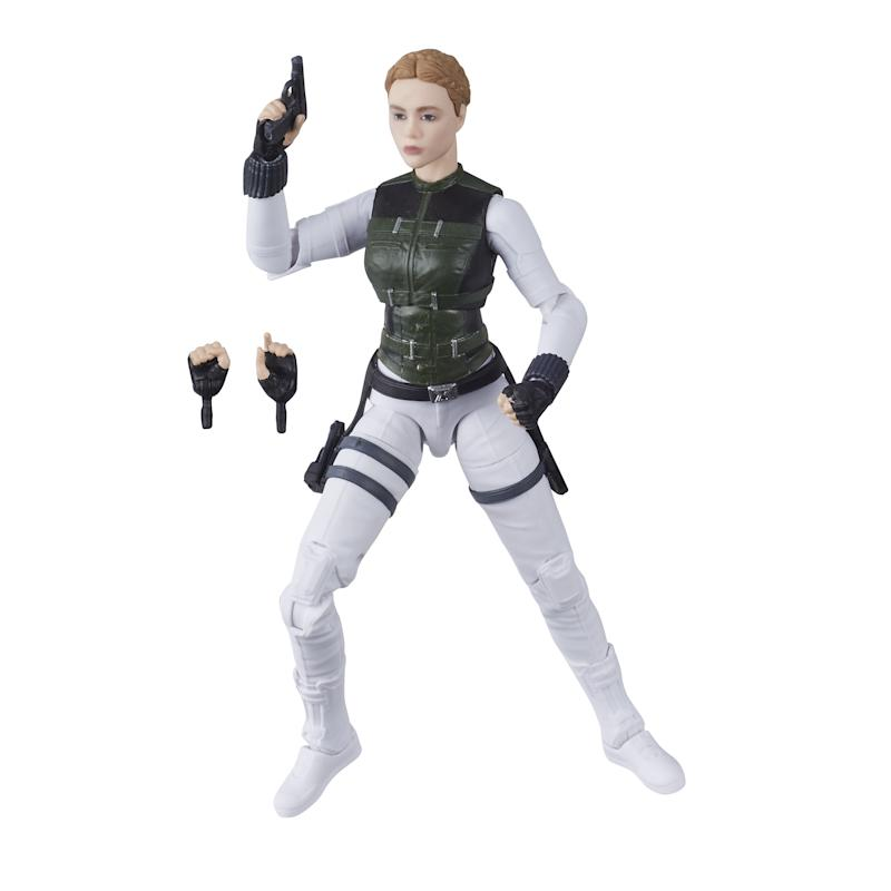 Hasbro Marvel Black Widow Legends Series Yelena Belova (Photo: Hasbro)