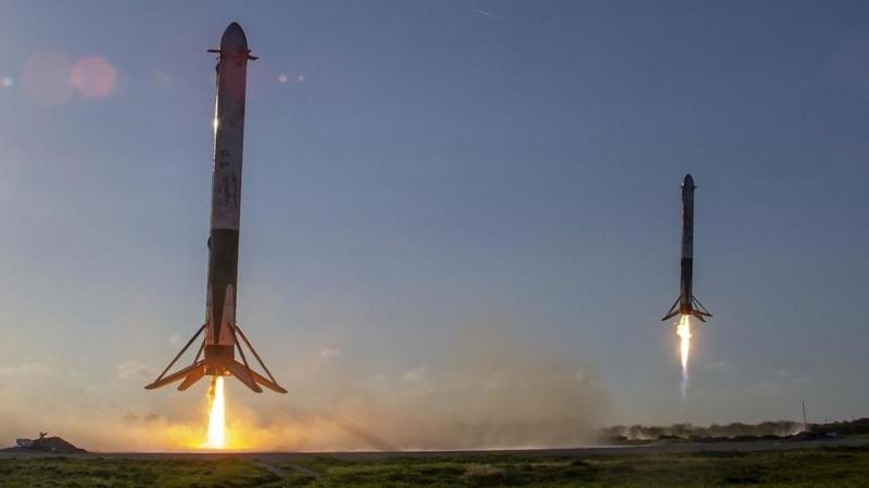 Space X to launch its first operational mission to the space station