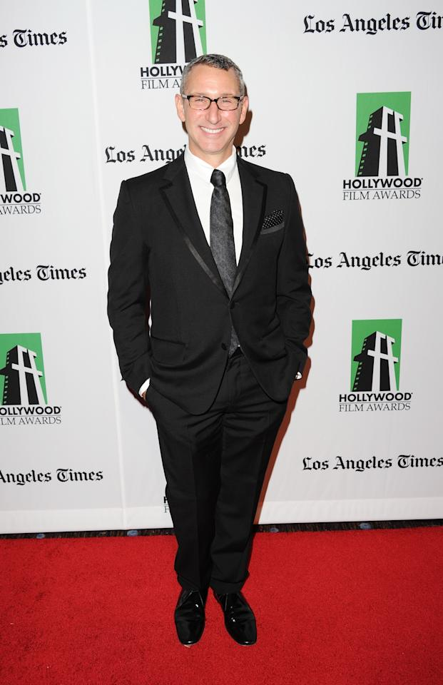 BEVERLY HILLS, CA - OCTOBER 22:  Choreographer Adam Shankman arrives at the 16th Annual Hollywood Film Awards Gala presented by The Los Angeles Times held at The Beverly Hilton Hotel on October 22, 2012 in Beverly Hills, California.  (Photo by Jason Merritt/Getty Images)