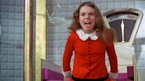 "<p>When she was 12 years old, Cole was cast for the role of bratty, spoiled Veruca Salt in <em><a href=""https://www.goodhousekeeping.com/life/entertainment/g2778/willy-wonka-actors-look-like-now/"" rel=""nofollow noopener"" target=""_blank"" data-ylk=""slk:Willy Wonka"" class=""link rapid-noclick-resp"">Willy Wonka</a></em>. Her character is most noticeably known for her awful ways and for falling down a garbage shoot after interfering with the trained squirrels used to select the best nuts (you know what they say about karma).</p>"
