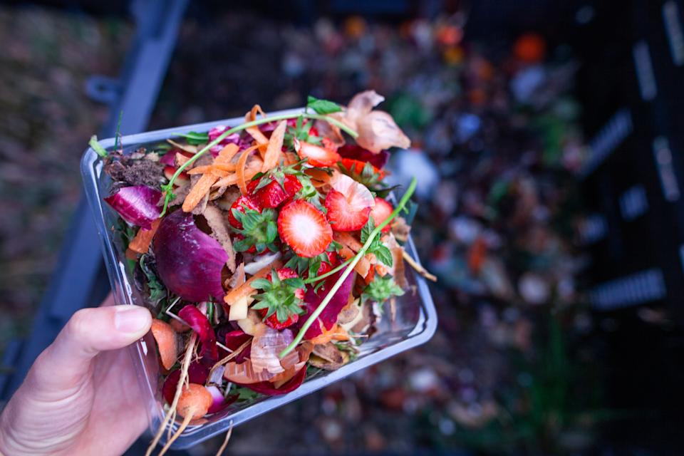 Get composting! (Getty Images)