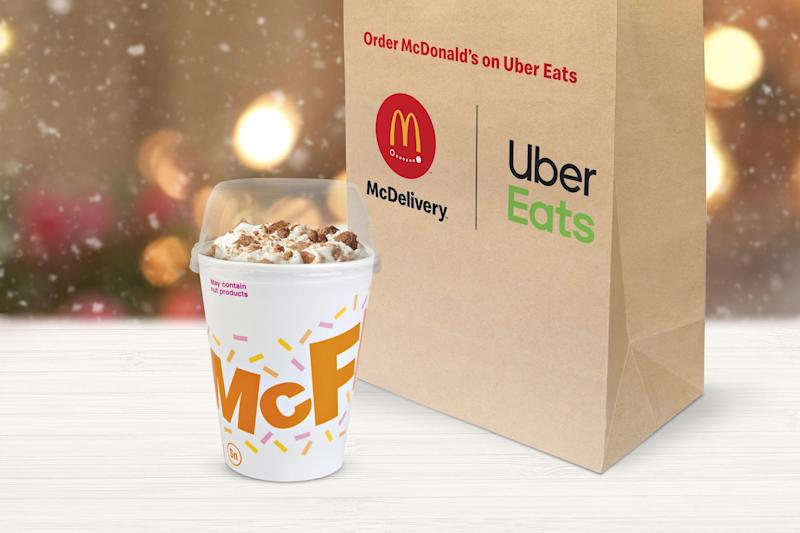 We tried McDonald's new Snickerdoodle McFlurry, and here's our honest review