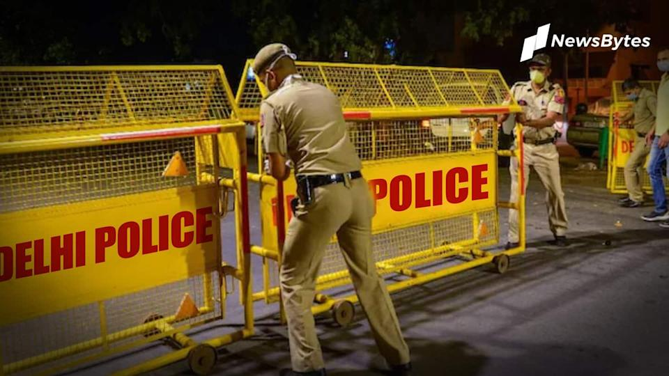 Night curfew imposed in Delhi on December 31, January 1