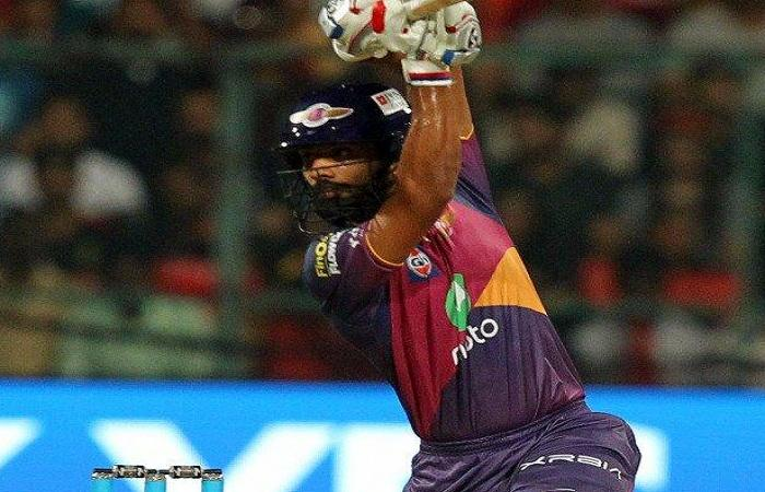 IPL 2017: Pune ride Tripathi's fireworks to defeat KKR by four wickets