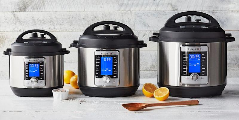 Photo credit: instant pot