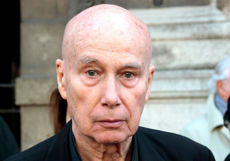 Gabriel Matzneff, pictured in 2014, has long been tolerated, admired and even protected in Paris literary circles