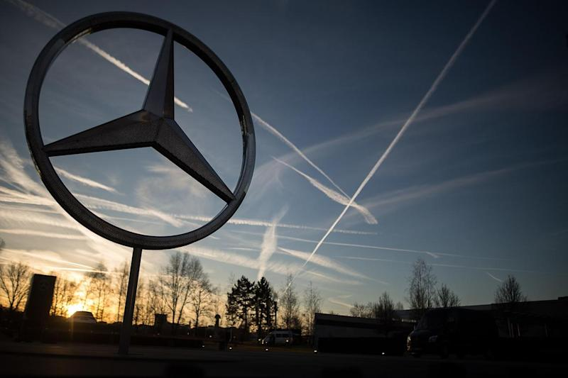 Per Mercedes quarto trimestre record, in 2019 resta primo marchio premium
