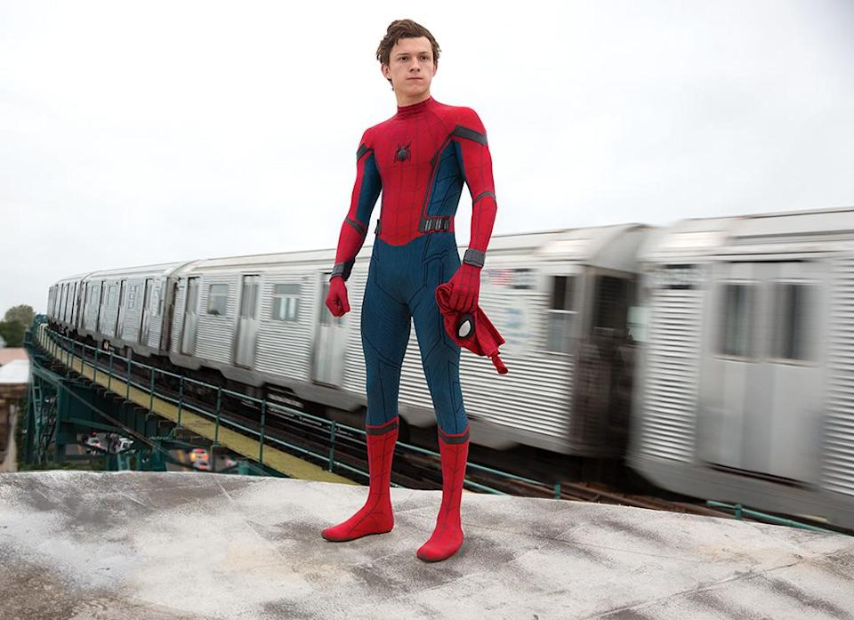 <p>It has been a bumpy few years for your friendly neighborhood Spider-Man, but <i>Homecoming</i> provides the wall-crawler with a grand re-launch into the wider Marvel Cinematic Universe. As Spidey, Tom Holland more than lives up to the promise of <i>Civil War</i>, and the high school setting recalls classic '80s teen movies, as well as vintage issues of Stan Lee and Steve Ditko's early Spider-Man run. —<i>E.A.</i> (Photo: Columbia)<br><br></p>