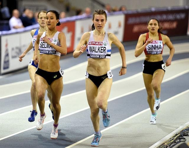 The British Indoor Grand Prix was held in Glasgow this year