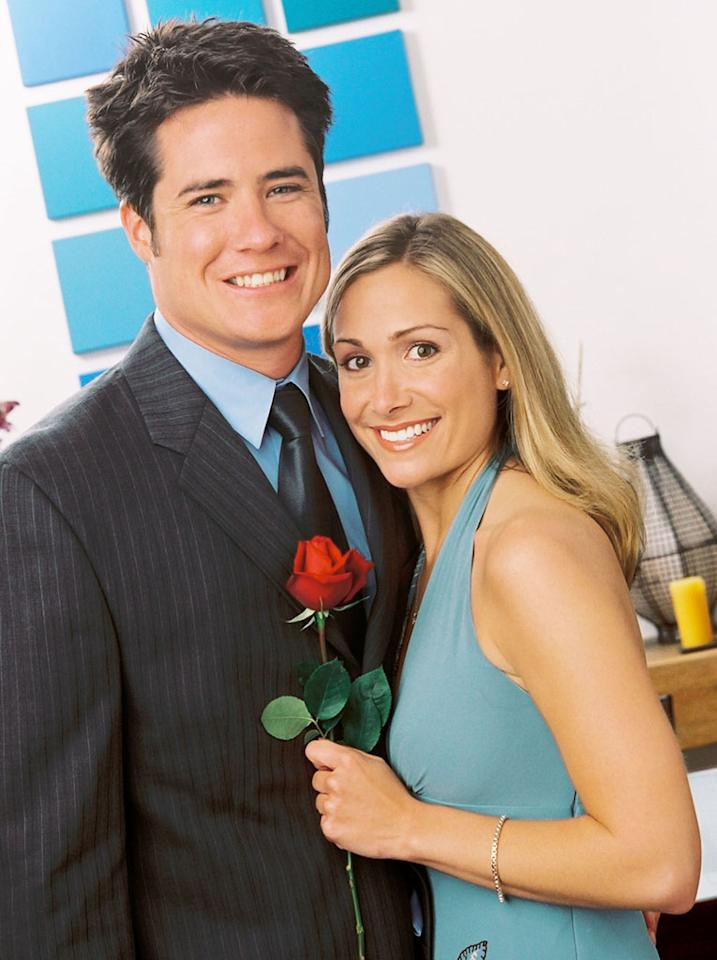 "<b>Season 3</b><b>,</b><b> ""The Bachelor""</b><b><br>Andrew Firestone and Jen Scheff</b><br><br>BROKE UP 7 months after the finale aired."