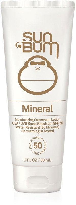 """<h3>Sun Bum Mineral Sunscreen Lotion SPF 50<br></h3><br>""""This is a non-greasy formula that fully rubs into the skin,"""" Zeichner says of this under-$20 pick with added moisturizing benefits.<br><br><strong>Sun Bum</strong> Mineral Sunscreen Lotion SPF 50, $, available at <a href=""""https://go.skimresources.com/?id=30283X879131&url=https%3A%2F%2Fwww.ulta.com%2Fmineral-sunscreen-lotion-spf-50%3FproductId%3DxlsImpprod18321077"""" rel=""""nofollow noopener"""" target=""""_blank"""" data-ylk=""""slk:Ulta Beauty"""" class=""""link rapid-noclick-resp"""">Ulta Beauty</a>"""