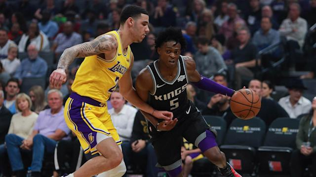 Did Magic Johnson really prefer De'Aaron Fox over Lonzo Ball?