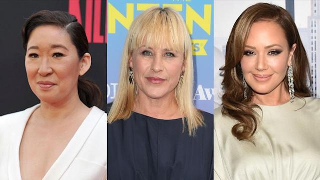 Gracie Awards: Sandra Oh, Patricia Arquette, And Leah Remini Among