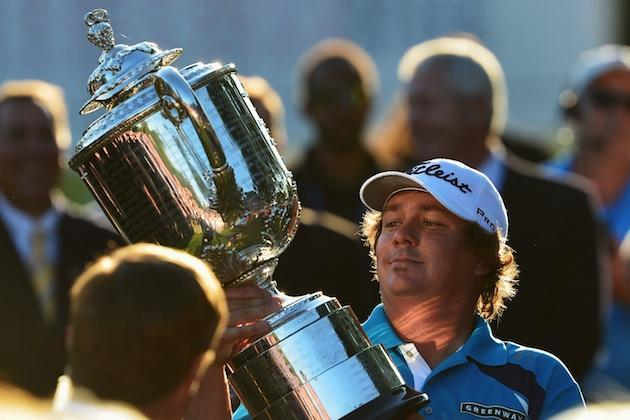 The 10 best golf moments of 2013: No. 8, Jason Dufner wins the PGA