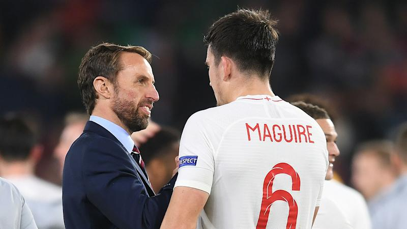 Southgate wants Maguire back for England's October fixtures
