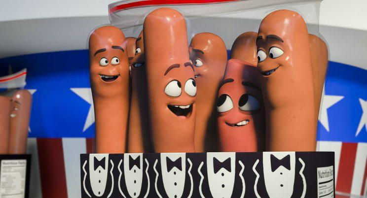 Sausage... anger in France over Sausage Party certificate - Credit: Sony