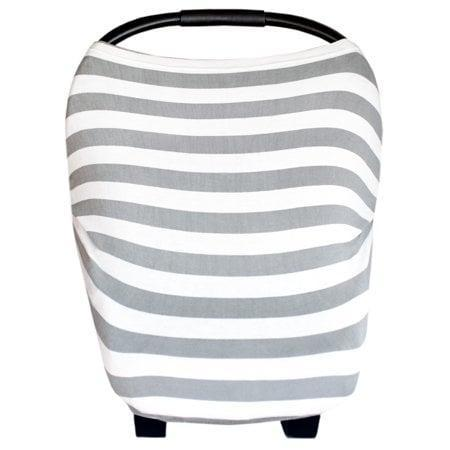 <p>The <span>Copper Pearl Multi Use Car Seat Cover</span> ($25) has so many purposes. Use it to hide baby from the sun (or germs!), and you can even use it as a cover-up while breastfeeding.</p>