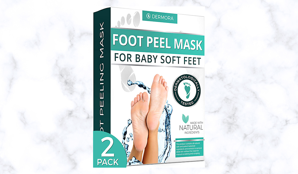 Bye-bye rough feet. (Photo: Amazon)